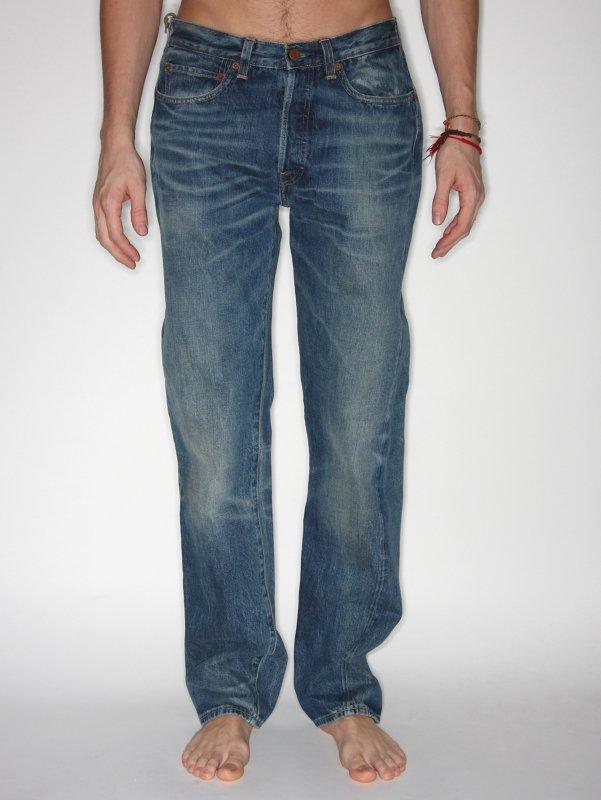 Levi's® Vintage 1966 Roadside 501 Jeans