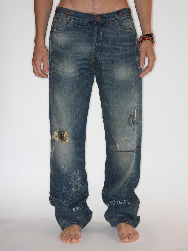 Levi's Vintage 1915 501 Cone Mills Jeans