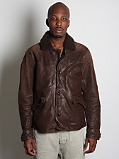Levi's Vintage Clothing Leather Jacket