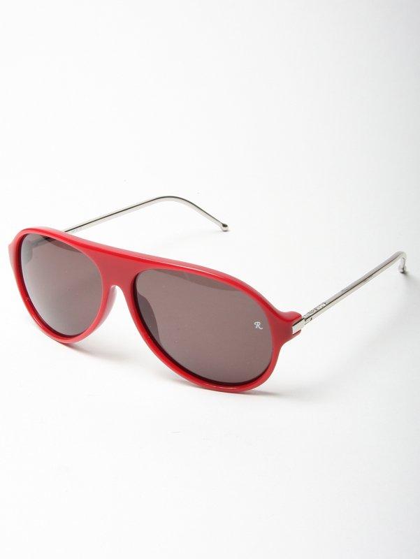 Linda Farrow x Raf Simons Aviator Sunglasses