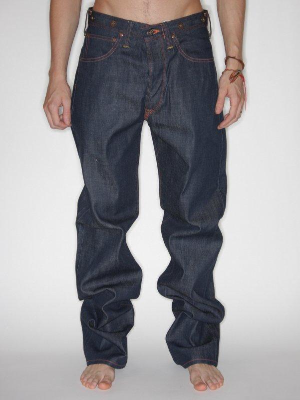 Cowboy 1930s 101B Dry Jeans
