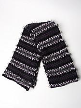 Lou Dalton Fairisle Knitted Scarf