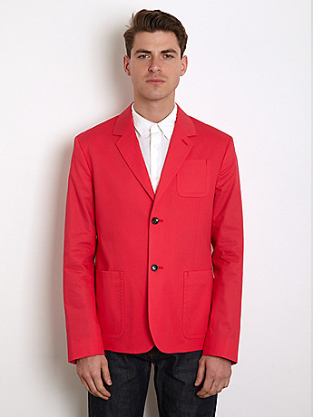The Marc By Marc Jacobs Men's Harvey Twill Jacket for ...