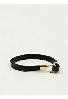 Oakum Orange Brass Bracelet