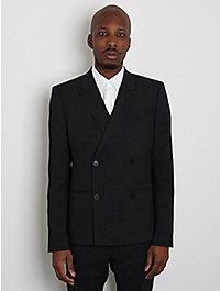 Marc Jacobs Men's Virgin Wool Double Breasted Formal Jacket