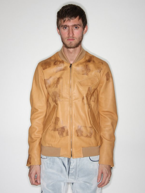 Martin Margiela Applique Jacket