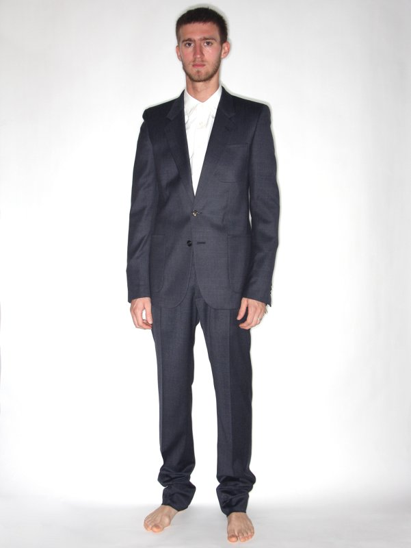 Martin Margiela Slim Replica Suit