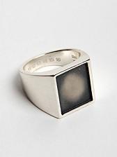 Maison Martin Margiela 11 Silver Signet Ring