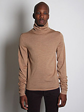 Maison Martin Margiela 10 Funnel Neck Long Sleeved T-Shirt