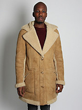 Maison Martin Margiela 14 Replica Sheepskin Coat