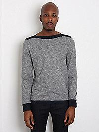 Maison Martin Margiela 14 Replica Rib Knit Marl T-Shirt