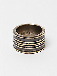 Maison Martin Margiela 11 Brass Barrel Ring