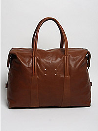 Maison Martin Margiela 11 Leather Holdall
