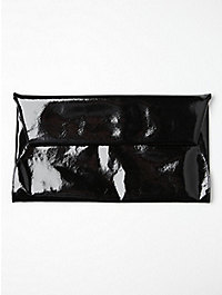 Maison Martin Margiela 11 Patent Clutch Bag