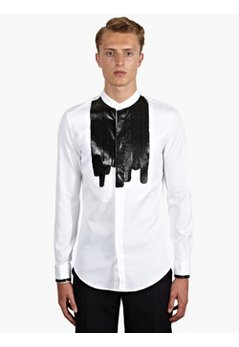 Men's Coating Detail Shirt