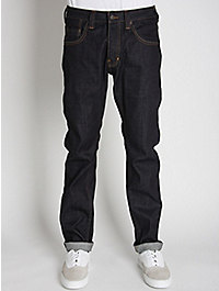 NS Denim Smith Narrow Straight Selvedge Raw Denim Jeans
