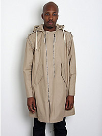 Neil Barrett Cotton Parka Coat