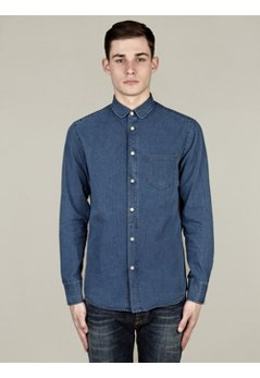 Men's Quinsey Denim Shirt