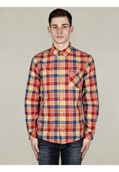 Men's Derek Check Shirt