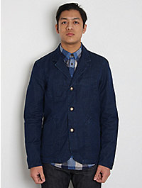 NN.07 Patch Pocket Onslow Denim Jacket