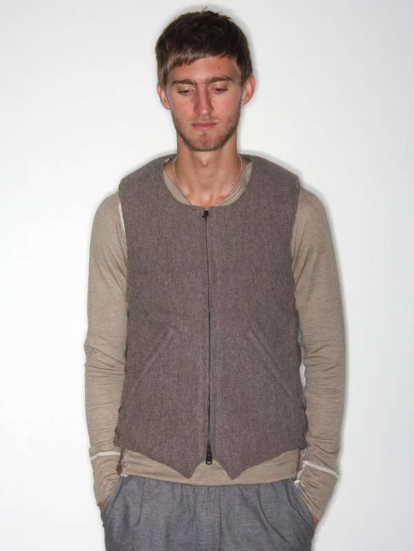 Nonnative Mechanic Tweed Vest