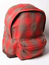 Nonnative Student Wool Backpack