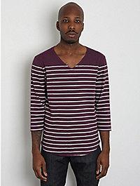 Nonnative Student 3/4 Sleeve Mariner T-Shirt