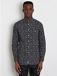 Norse Projects Men's Gunnar Corn Print Shirt