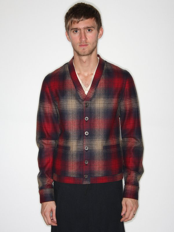 Pendleton x Opening Ceremony High Neck Cardigan