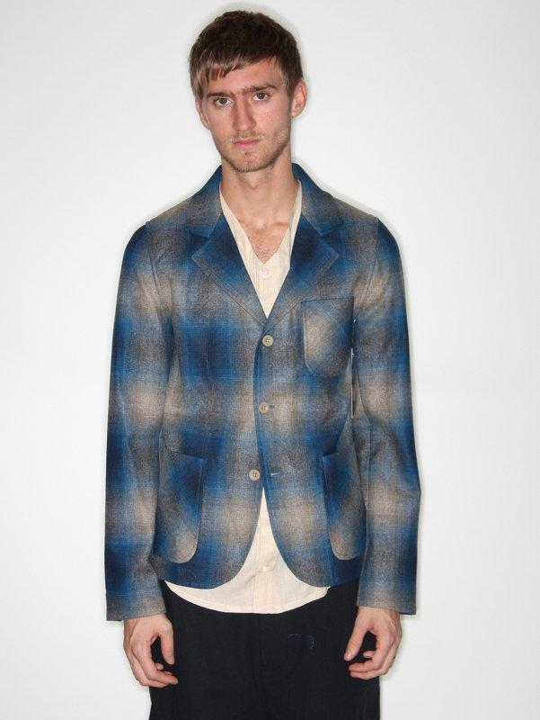 Pendleton x Opening Ceremony Utility Shirt Blazer