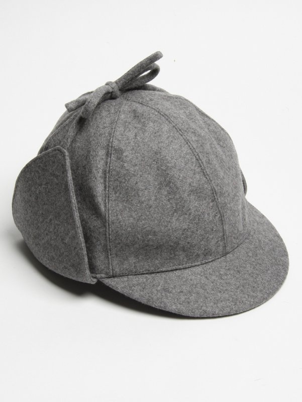 Anthony Peto Plain Wool Hat