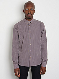 Raf Simons Woven Button Down Shirt