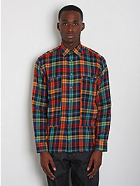 Raf Simons Men's Check Shirt 1