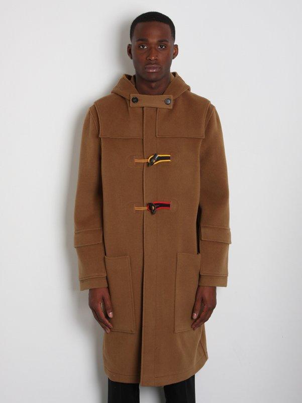 Raf Simons Men's Oversized Montgomery Coat