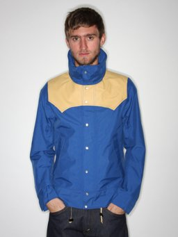 Rocky Mountain Featherbed GORE-TEX Jacket: Royal Blue