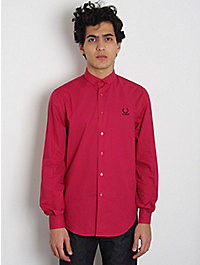 Raf Simons / Fred Perry Long Sleeve Shirt