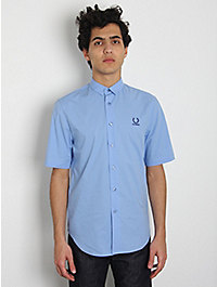 Raf Simons / Fred Perry Short Sleeve Shirt