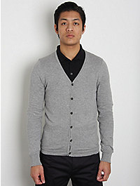 rag & bone Men's Finnigan Reversible Cardigan
