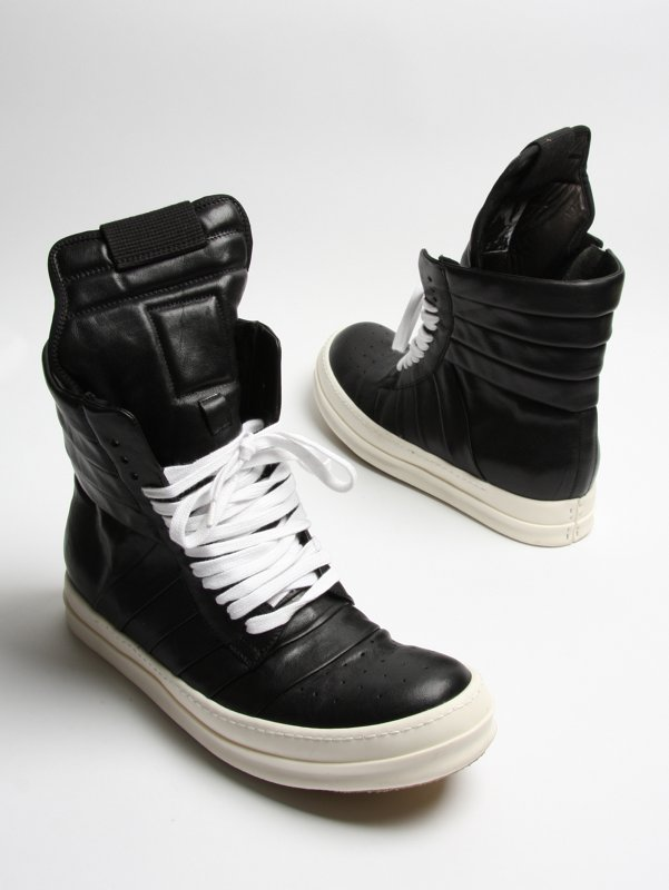 Rick Owens New Hi-Top Trainer