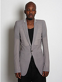 Rick Owens Men's Knife Blazer
