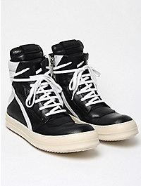 Rick Owens Men's Geobasket Sneaker