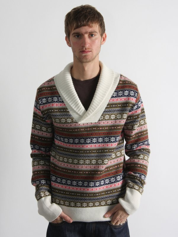 Resistance Knitted Pullover