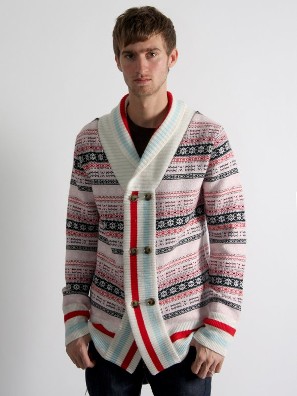 Resistance Knitted Cardigan