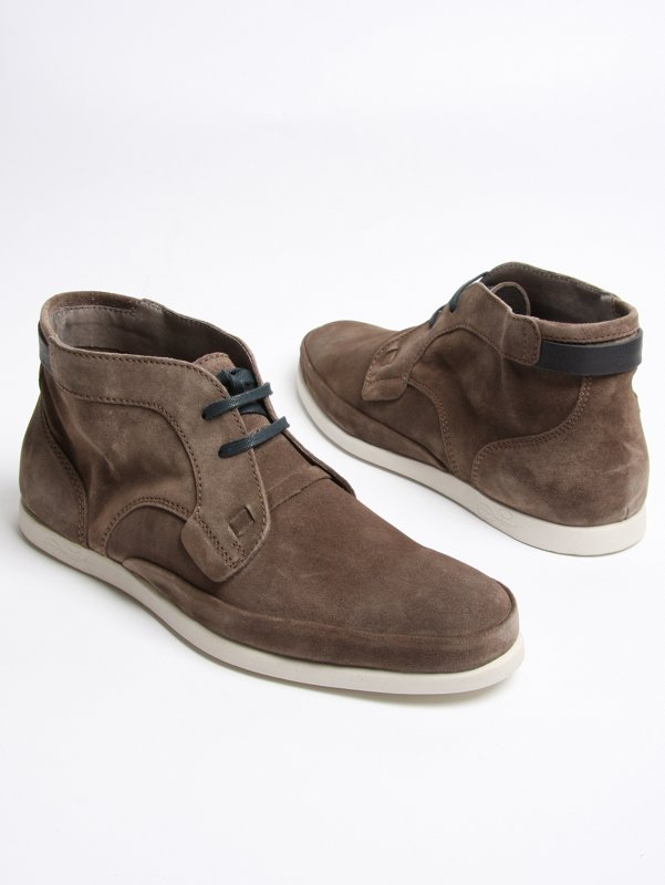 Shofolk Armstrong Suede Shoe