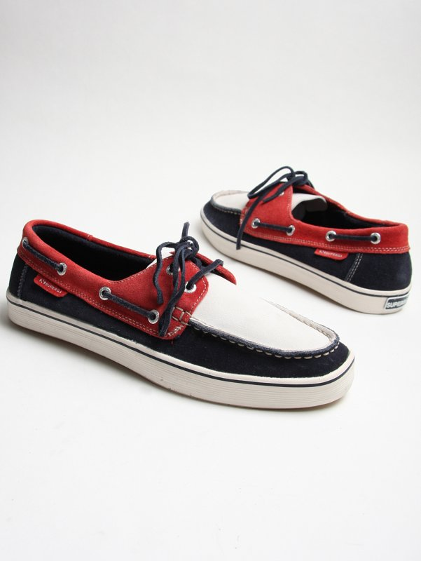Superga Low Cut Boat Shoe