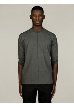 Men's Three-Quarter Sleeve Sweat
