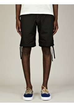Men's Black Bermuda Shorts