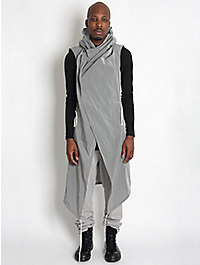 SILENT by Damir Doma Men's Warnow Long Vest