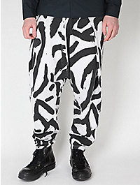 SILENT By Damir Doma Men's Pohe Donga Print Sweat Pants