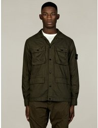 Men's Military Overshirt